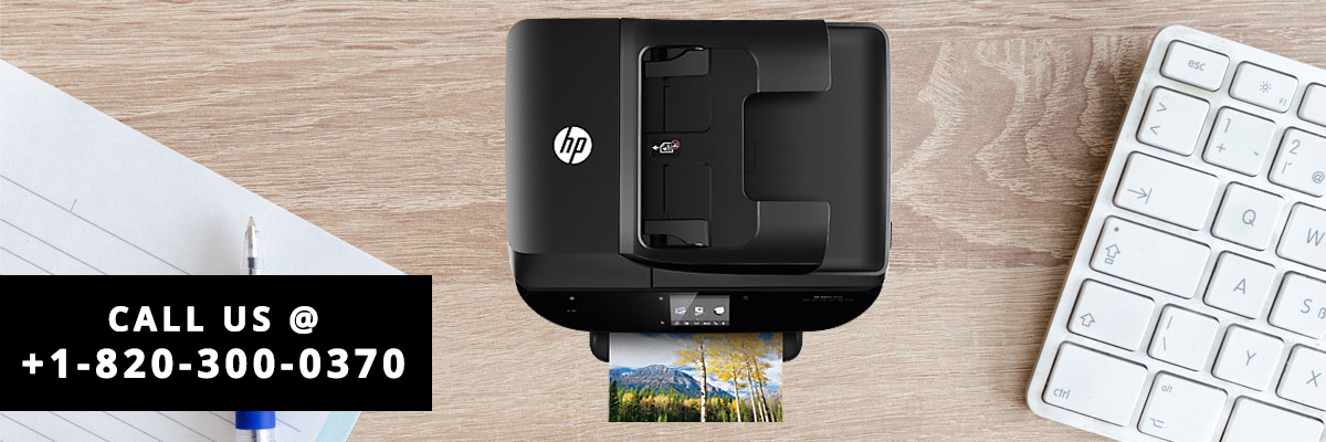 HP Envy 7640 wireless photo printer copier scanner and fax
