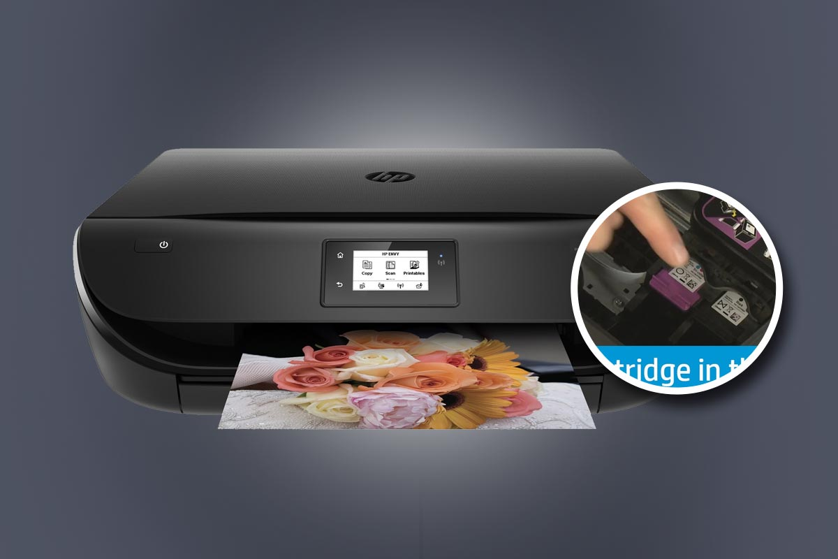 HP Printer Ink Envy 4520