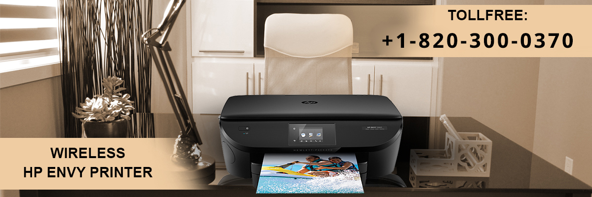 Add wireless HP Envy Printer to Windows 10