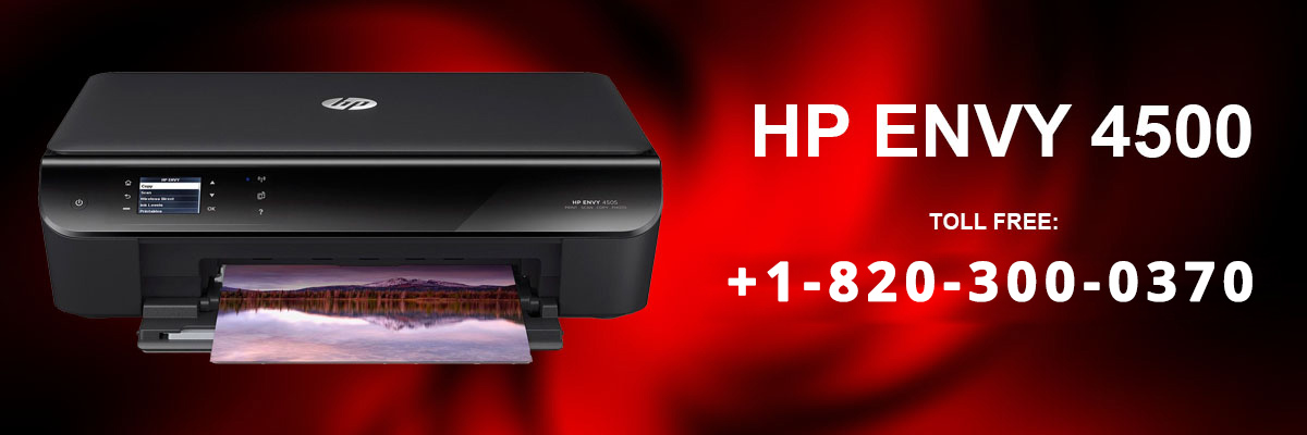 HP Envy 4500 photo printing problems