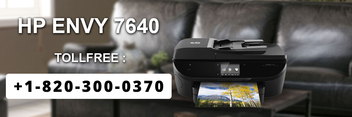 HP Envy 7640 e all in one Printer Review
