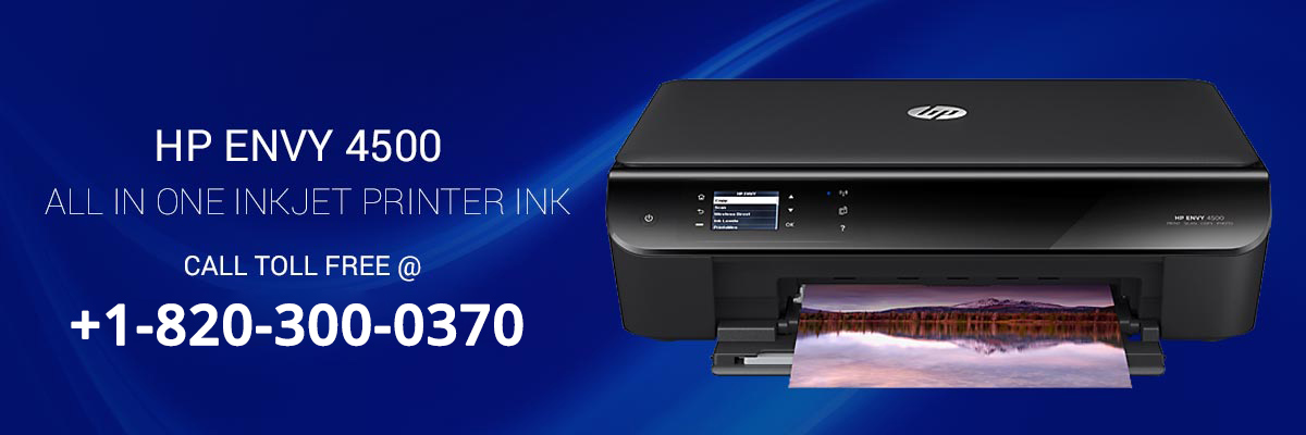 hp envy 4500 e all in one inkjet printer ink